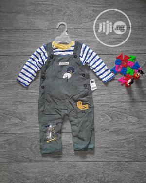 Dungarees and Top   Children's Clothing for sale in Lagos State, Ikorodu