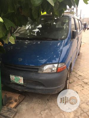 Nigerian Used Toyota Hiace 2002 | Buses & Microbuses for sale in Lagos State, Magodo