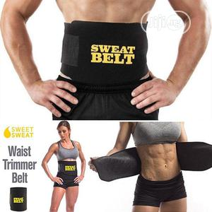 Sweat Belt Waist Trimmer For Men And Women Body Slimmer   Clothing Accessories for sale in Lagos State, Agboyi/Ketu