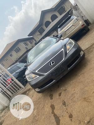Lexus LS 2009 460 L Gray | Cars for sale in Lagos State, Ajah