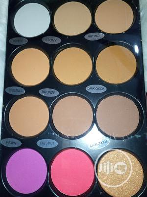 Fayregold 12 in 1 Powder Pallette   Makeup for sale in Lagos State, Ifako-Ijaiye