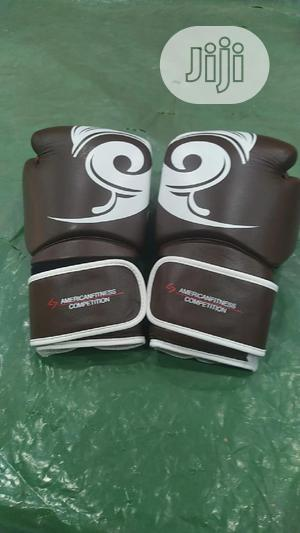 American Fitness Boxing Gloves   Sports Equipment for sale in Lagos State, Surulere