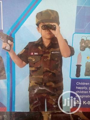 Military Force Costume For Kids | Children's Clothing for sale in Lagos State, Ikeja