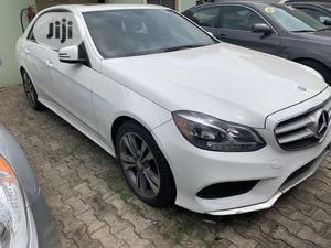 Mercedes-Benz E350 2014 White | Cars for sale in Lagos State, Ikeja