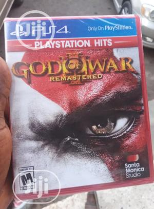 God of War Iii Remastered for Swap With Devil May Cry 5 Ps4 | Video Games for sale in Lagos State, Shomolu