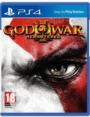 God Of War Iii Remastered For Swap With Devil May Cry Ps4 | Video Games for sale in Lagos State, Shomolu