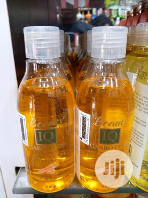 Beauty Iq Carrot Oil   Skin Care for sale in Lagos State, Ojo