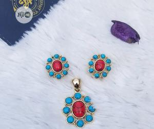 Ceramic Pearl Earrings and Pendants   Jewelry for sale in Lagos State, Ajah