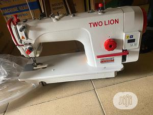TWOLION Direct Drive Ind Straight Sewing Machine (Complete) | Manufacturing Equipment for sale in Lagos State, Mushin