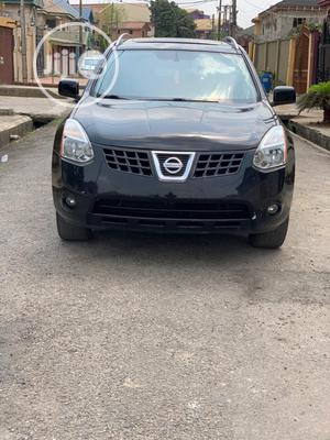 Nissan Rogue 2009 SL 4WD Black | Cars for sale in Lagos State, Agege