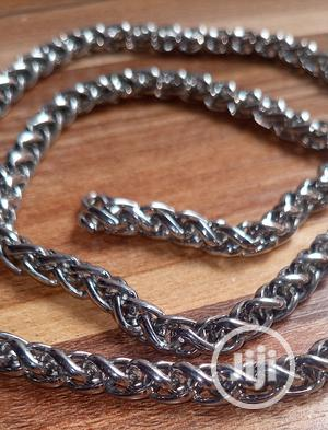 Silver Neck Chain | Jewelry for sale in Lagos State, Agboyi/Ketu