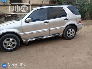 Mercedes-Benz M Class 2003 ML 320 Silver   Cars for sale in Lagos State, Amuwo-Odofin