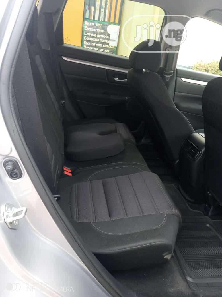 Honda CR-V 2019 Silver | Cars for sale in Amuwo-Odofin, Lagos State, Nigeria