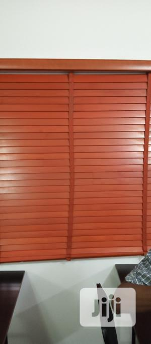 Wooden Blind   Home Accessories for sale in Lagos State, Maryland