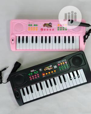 Children Piano With Microphone | Musical Instruments & Gear for sale in Lagos State, Ifako-Ijaiye