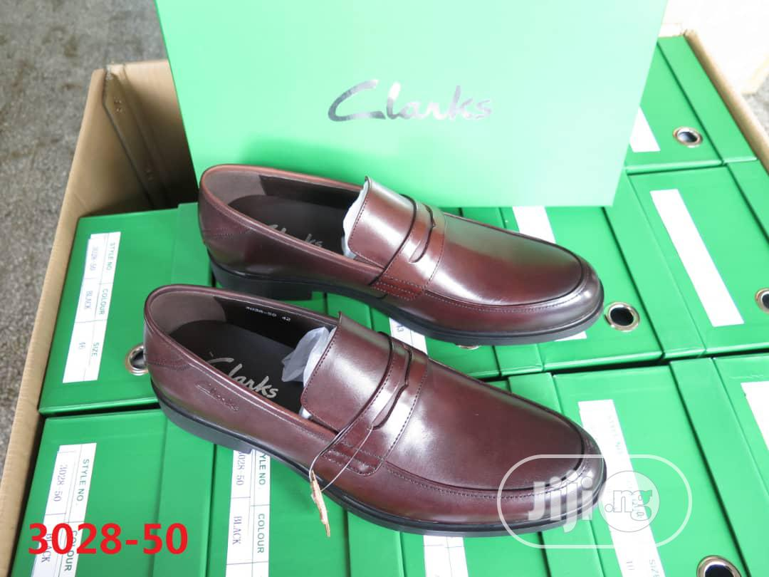Clarks Luxury Leather Loafers   Shoes for sale in Lagos Island (Eko), Lagos State, Nigeria