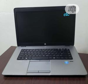 Laptop HP EliteBook 850 G2 4GB Intel Core I5 HDD 500GB | Laptops & Computers for sale in Lagos State, Ikeja