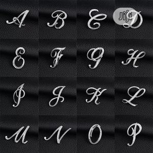 Alphabet Brooch For Unisex | Jewelry for sale in Lagos State, Surulere