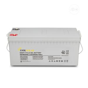 Smksolar 200ah Deep Cycle Battery   Electrical Equipment for sale in Lagos State, Ikeja