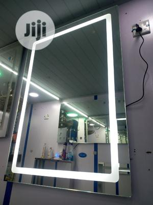 L E D Mirror. 70*100 Size | Home Accessories for sale in Lagos State, Orile