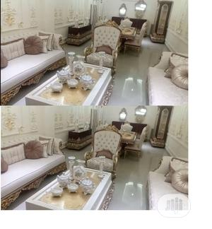 Complete Set Of Luxury Sofa For Living And Dinning Room. Cal | Furniture for sale in Lagos State, Lekki