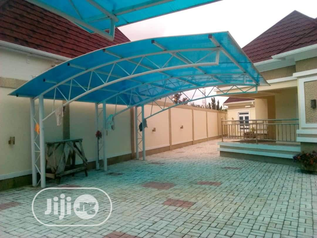 Carports/ Danpalon/ Carport Engineer/ Carport Installer | Building & Trades Services for sale in Sagamu, Ogun State, Nigeria