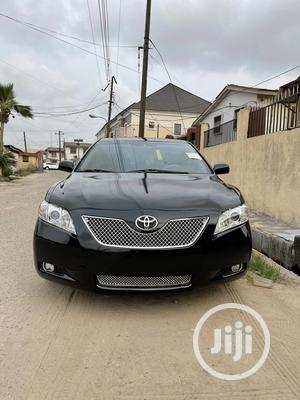 Toyota Camry 2008 2.4 LE Black | Cars for sale in Lagos State, Surulere