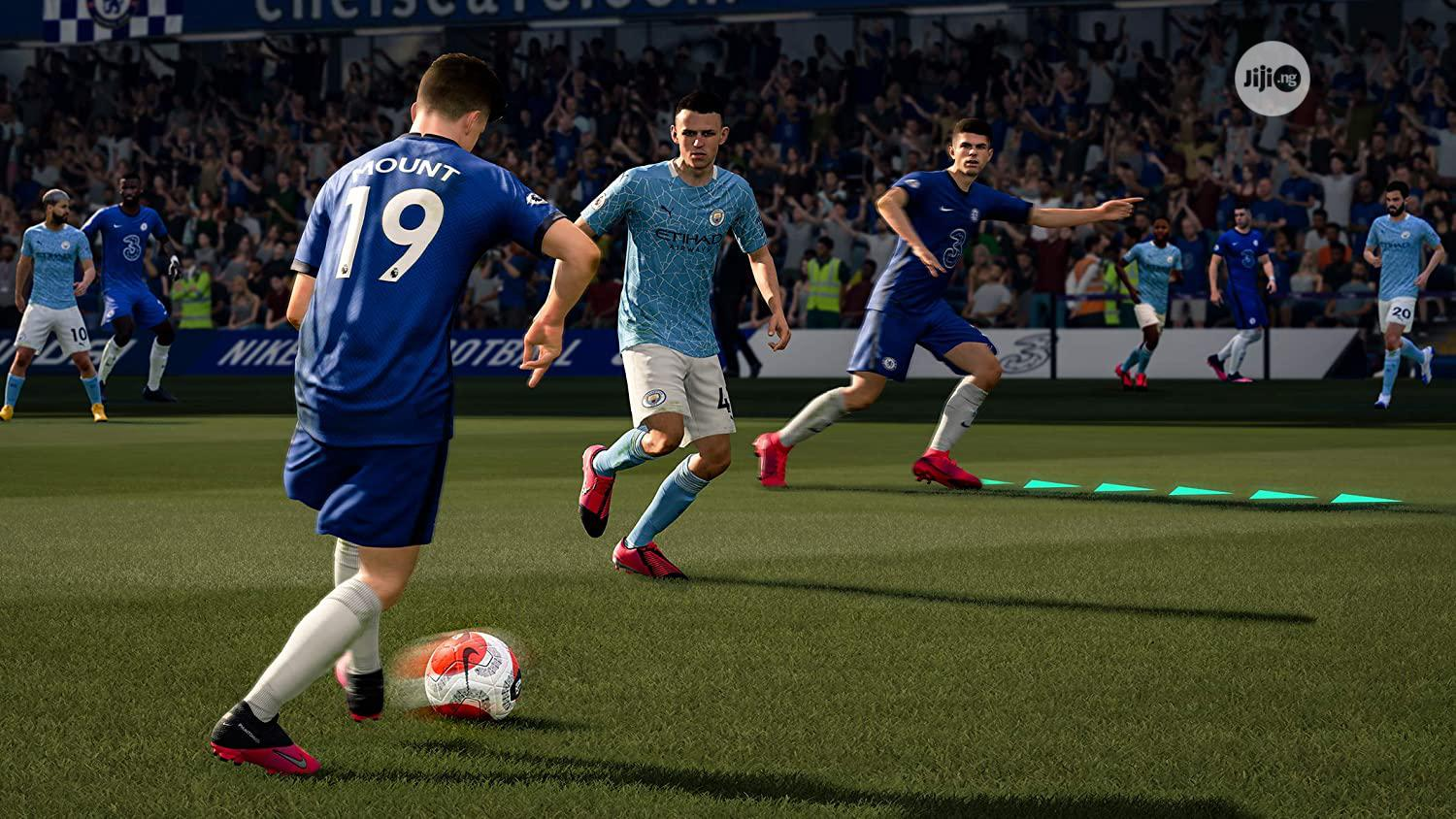 SONY PLAYSTATON Ps4 FIFA21- Playstation Fifa 21 | Video Games for sale in Ikorodu, Lagos State, Nigeria