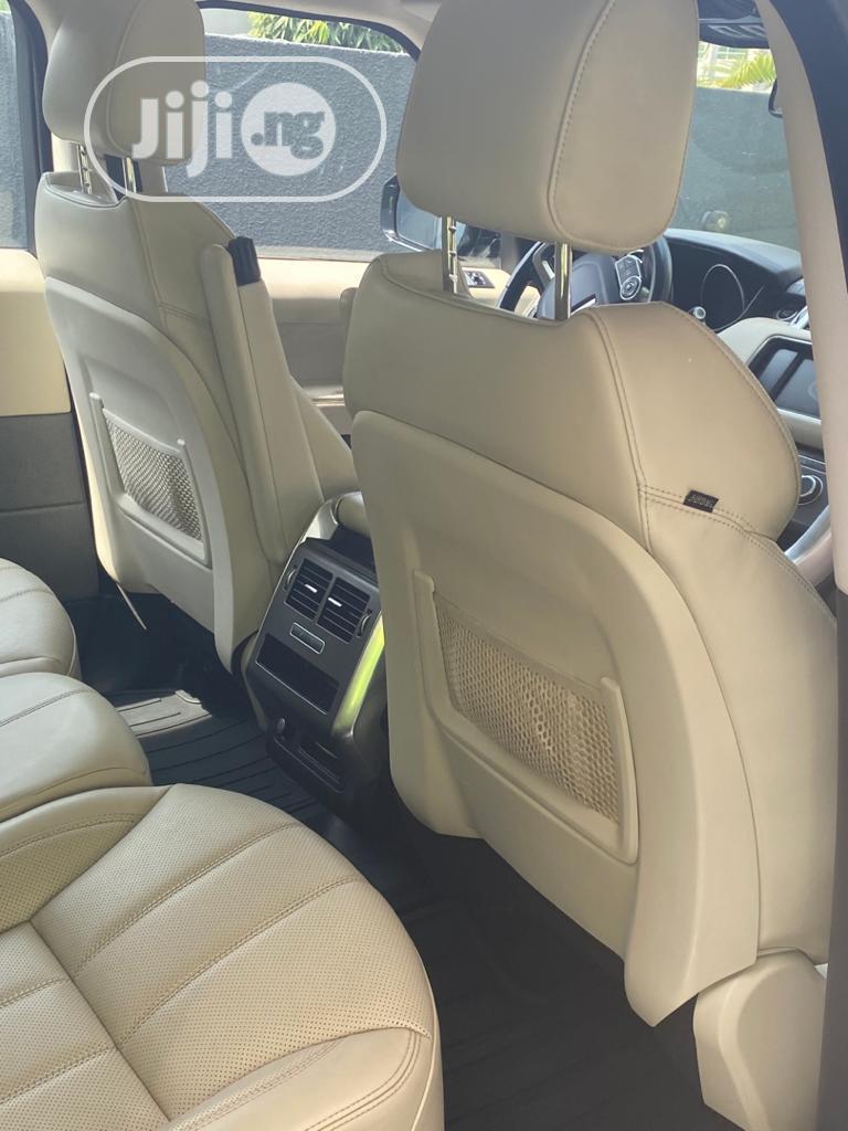 Land Rover Range Rover Sport 2016 Blue | Cars for sale in Lekki, Lagos State, Nigeria
