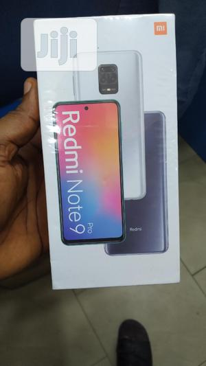 New Xiaomi Redmi Note 9 Pro 128 GB Blue | Mobile Phones for sale in Lagos State, Ikeja