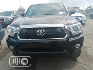 Toyota Tacoma 2011 PreRunner Regular Cab Black | Cars for sale in Lagos State, Amuwo-Odofin