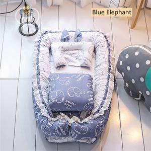 Newborn Baby Sleep Nest Bed Set Crib Bedding - Style B | Children's Gear & Safety for sale in Lagos State, Ikorodu