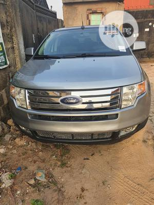 Ford Edge 2008 Silver | Cars for sale in Lagos State, Ojodu