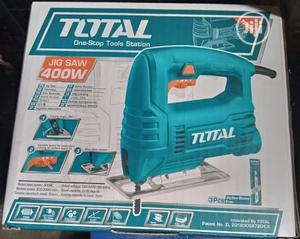 Jig Saw Machine 400w (Total Product)   Hand Tools for sale in Lagos State, Victoria Island