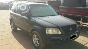 Honda CR-V 2000 2.0 Black | Cars for sale in Adamawa State, Yola North
