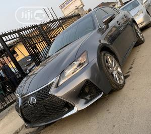 Lexus GS 2013 Gray   Cars for sale in Lagos State, Surulere