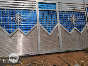 Stainless Steel Gate and Fence | Doors for sale in Edo State, Benin City