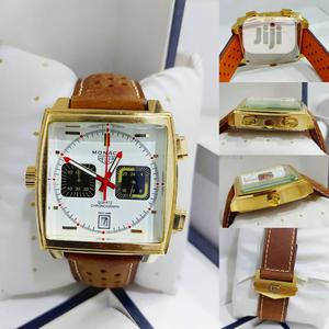 Tag Heuer MONACO Single Faced Wristwatch | Watches for sale in Lagos State, Ikotun/Igando