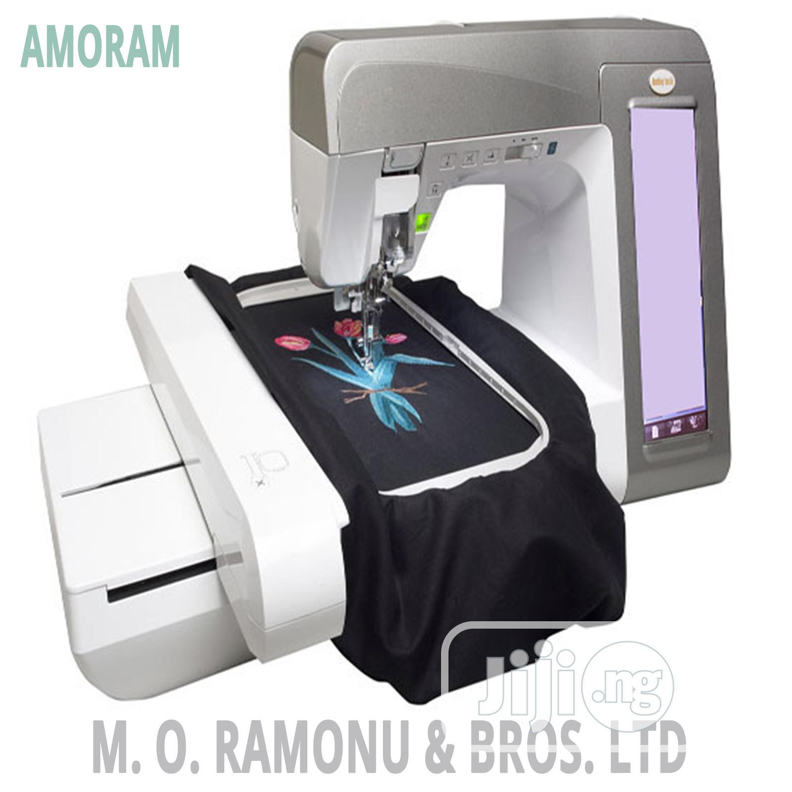 Original Embroidery Sewing Machine