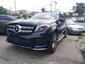 Mercedes-Benz GL Class 2016 450 Blue | Cars for sale in Lagos State, Ikeja
