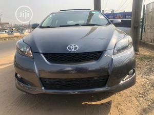 Toyota Matrix 2010 Gray | Cars for sale in Lagos State, Ojodu