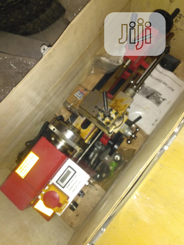 Mini Lathe Machine | Electrical Equipment for sale in Ojo, Lagos State, Nigeria
