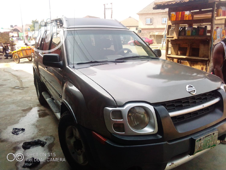 Archive: Nissan Xterra 2004 Automatic