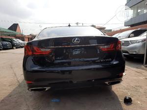Lexus GS 2013 350 Black   Cars for sale in Lagos State, Amuwo-Odofin