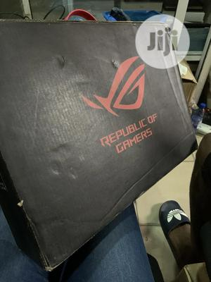New Laptop Asus ROG Zephyrus S GX701 16GB Intel Core I7 SSD 1T   Laptops & Computers for sale in Lagos State, Ikeja