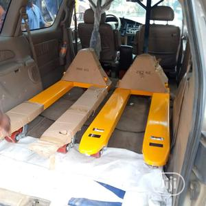 2500kg Hydraulic Hand Pallet Truck   Store Equipment for sale in Lagos State, Lagos Island (Eko)