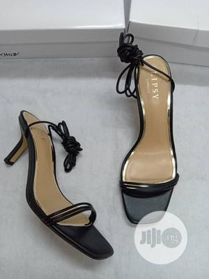 Sandal Heels With Rope   Shoes for sale in Lagos State, Lekki