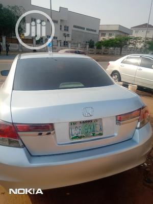 Honda Accord 2008 Silver | Cars for sale in Abuja (FCT) State, Wuse