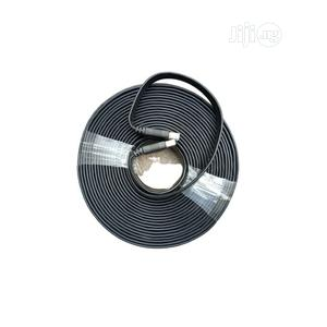 20M Long Flat HDMI High Definition Video Cable | Accessories & Supplies for Electronics for sale in Lagos State, Ikeja
