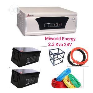 2.3kva 24v Pure Sine Wave Inverter | Solar Energy for sale in Lagos State, Lekki